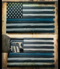 Thin Blue Line Flag Leo Thin Blue Line Home Defense Concealment Flag