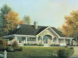 earth berm home plan with style 57130ha architectural designs
