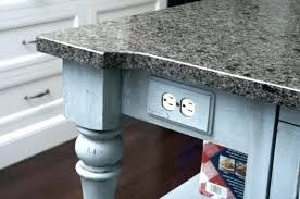 kitchen island electrical outlet pop up outlets pop up outlet for kitchen island kitchen island