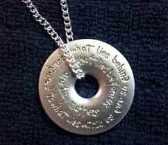 inspirational necklaces inspirational jewelry winners tootallfritz
