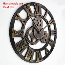 online buy wholesale wood gear clocks from china wood gear clocks
