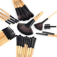 Professional Makeup Tools 32 Pieces Professional Makeup Brush Set Gdam Cosmetics