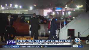 President Weekend President Elect Trump Visits Mar A Lago For The Weekend Youtube