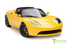 ferrari yellow interior brilliant yellow tesla roadster custom ferrari black interior