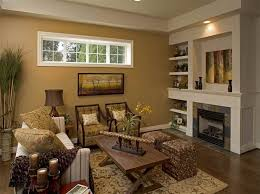 Warm Living Room Color Ideas  Interior Wall Color Schemes Warm - Warm living room paint colors