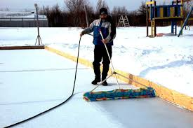 100 making a backyard rink ice rinks synthetic ice rink