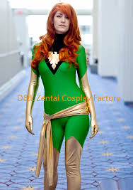 Jean Grey Halloween Costume Phoenix Costume Picture Detailed Picture 2016 Free