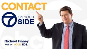 contact michael finney and 7 on your side abc7news com