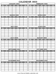 pocket calendar template free printable calendar