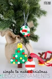ornaments lego ornaments simple to make lego