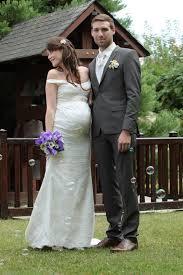 robe mariã e sur mesure robe mariée sur mesure enceinte ivoire