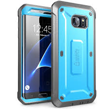 Galaxy Rugged Galaxy S7 Edge Unicorn Beetle Pro Full Body Rugged Holster Case