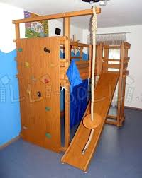 Bunk Bed With Slide Bunk Bed Slide Diy Indoor Slides Realvalladolid Club