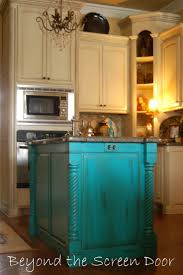 kitchen furniture turquoise front doors screen teal kitchen