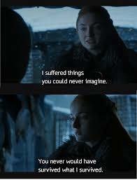 Arya Goes Blind Mrw Kneelers Complain About The Wait Between Episodes And We U0027ve