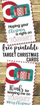printable christmas targets teacher gift for christmas target gift card holder free printable