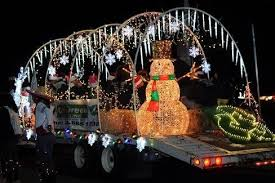 image result for lighted christmas parade float ideas floats
