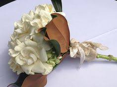 gardenia bouquet by mary murray u0027s flowers tulsa wedding florist