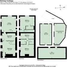 Whitfords Shopping Centre Floor Plan by 3 Bedroom Detached House For Sale In Whitford Axminster Devon