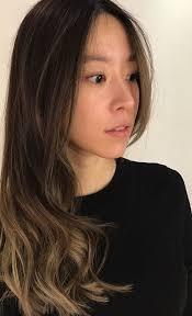 hair highlight for asian unisex hairdressers salon in london islington exmouth market ec1