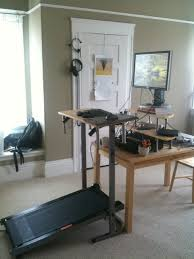 Standing Treadmill Desk by Quest For The Perfect Workstation