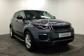 used land rover range rover evoque manual for sale motors co uk