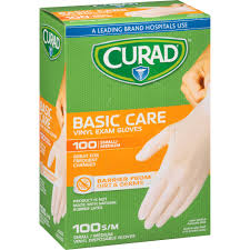 cara disposable cotton therapy gloves 24 pair medium walmart com
