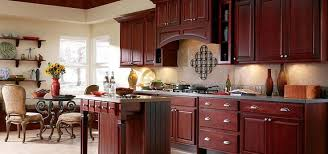 Kitchen Cherry Cabinets Are Those Cherry Cabinets With Brushed Nickel Hardware Be Still