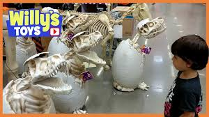 scary cute halloween decorations at home depot 2017 t rex