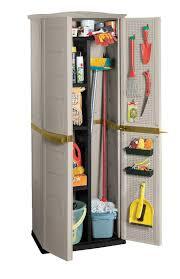storage cabinets outstanding outdoor broom storage outdoor
