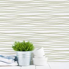 Removable by Squiggle It Removable Wallpaper