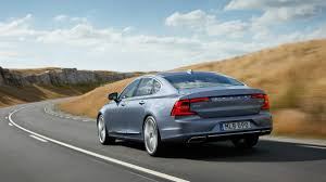 volvo test drive 2017 volvo s90 first drive