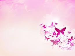 pink butterflies wallpaper