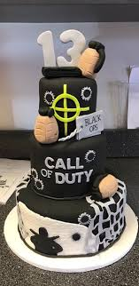 call of duty birthday cake call of duty birthday cake cbb 126 confection perfection cakes