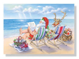104 best beach christmas cards images on pinterest at the beach