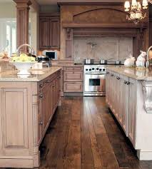 Hardwood Floor Kitchen Hardwood Floor In A Kitchen Is This Allowed