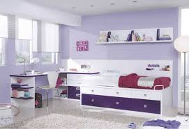 Teenage White Bedroom Furniture Bedroom Furniture For Teenage With White And Purple Colors