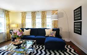 delorme designs blue and yellow