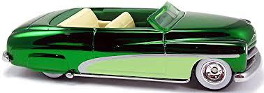 real gold cars 49 merc 78mm 2004 wheels newsletter