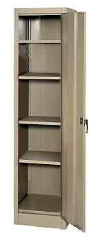 Ammo Storage Cabinet Edsal 6602tn Steel Storage Cabinet 4 Adjustable