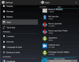 android settings how to set and clear default applications in android greenbot