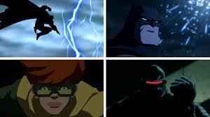 dammaged goods batman prep the dark knight returns animated