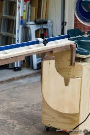 best 25 chop saw stand ideas on pinterest mitre saw stand