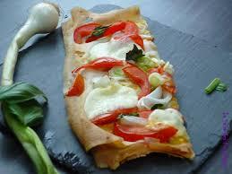 cuisiner des feuilles de brick pizza à la feuille de brick la salsa des fourchettes