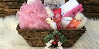 inexpensive gift baskets how to make an inexpensive spa basket for coworker christmas gifts