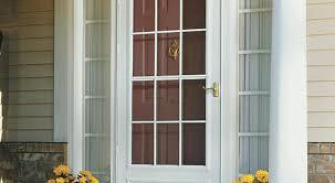 Sliding Glass Door With Dog Door by Storm Door With Dog Door Pet How To Install A Storm Door With A