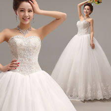 korean wedding dress ebay