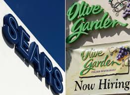 darden restaurants obamacare sears olive garden to offer employees money to pay for health