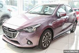 mazda 2 mazda 2 prices increased in malaysia sedan and hatchback now up