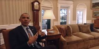 The White House Interior by President Barack Obama Hosts 360 Degree Tour Of The White House